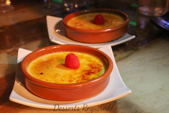 Desserts Required - Avocado Grill