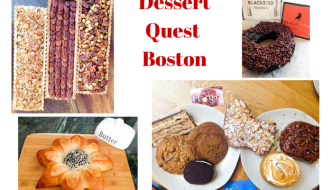 Dessert Quest Boston  part 1 of 2
