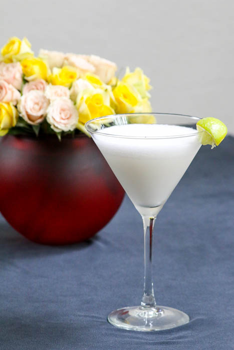 Don't let summer slip away! Coconut Martini will allow you to celebrate summer all year long! A fabulous alcoholic drink with an easy to make recipe. It's perfect for entertaining.