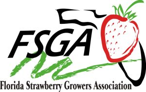 Florida Strawberry Growers Association logo 2015
