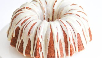 Orange Coconut Bundt Cake  #SundaySupper