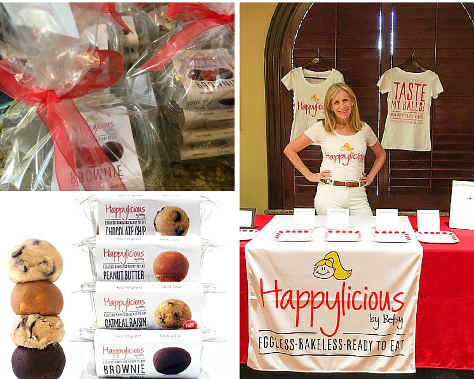 Happylicious by Betsy at Food Wine Conference 2016