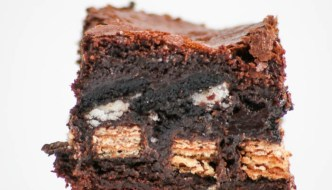 Triple Threat Brownies