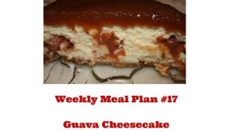 Weekly Meal Plan #17