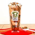Chocolate Peanut Butter Marshmallow Fluff Milkshake