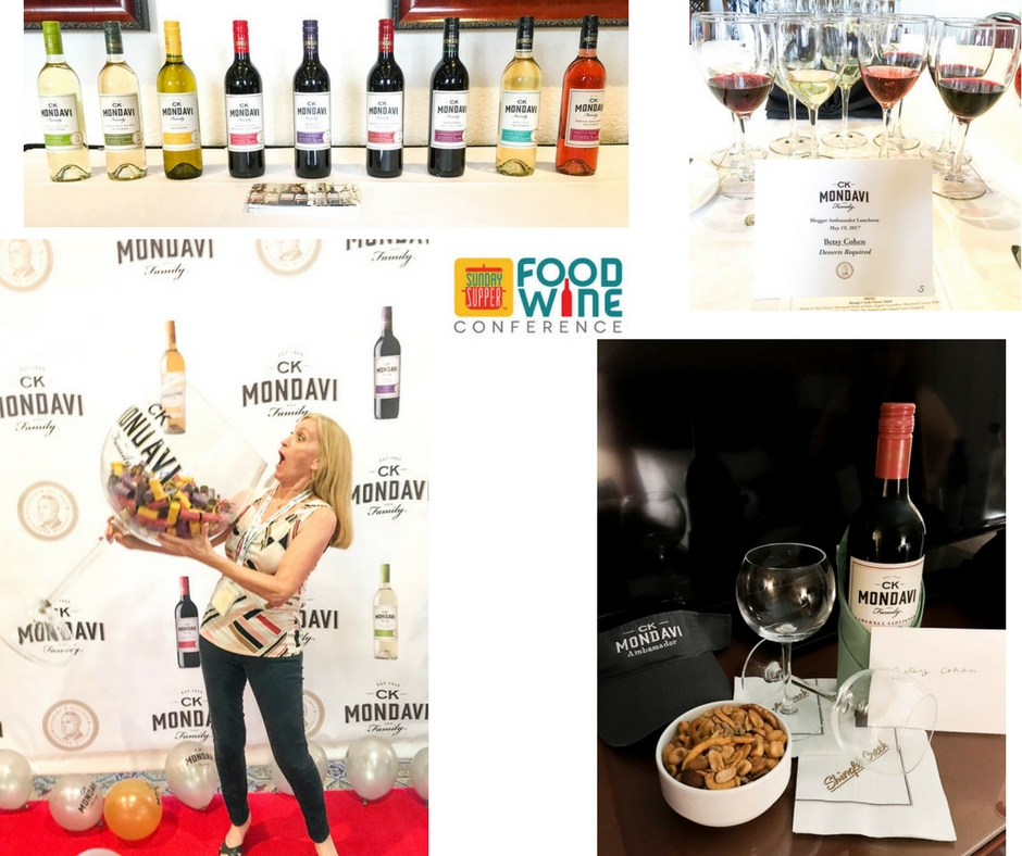 My Food Wine Conference Recap highlights some of the tastiest and brightest moments of this fun-filled weekend. Friendship, food, wine = winning!