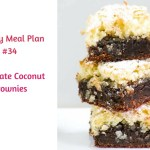 Weekly Meal Plan #34