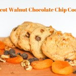 Apricot Walnut Chocolate Chip Cookies are packed with plenty of delicious flavors and are fun to bake with our without the kids.