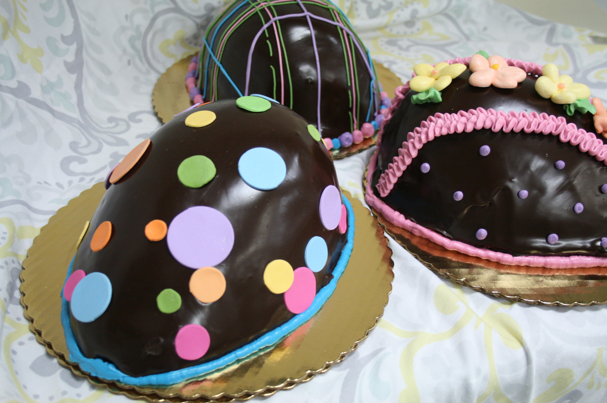 Decorating Cake Easter Ideas