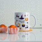 Halloween Coffee Mugs Dessi Designs Dessi Designs