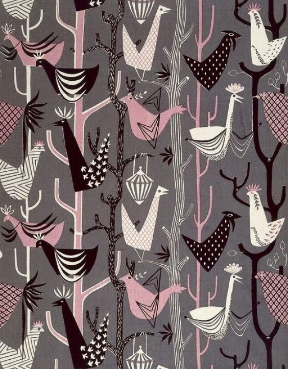 Pattern de Henry Moore, 1950