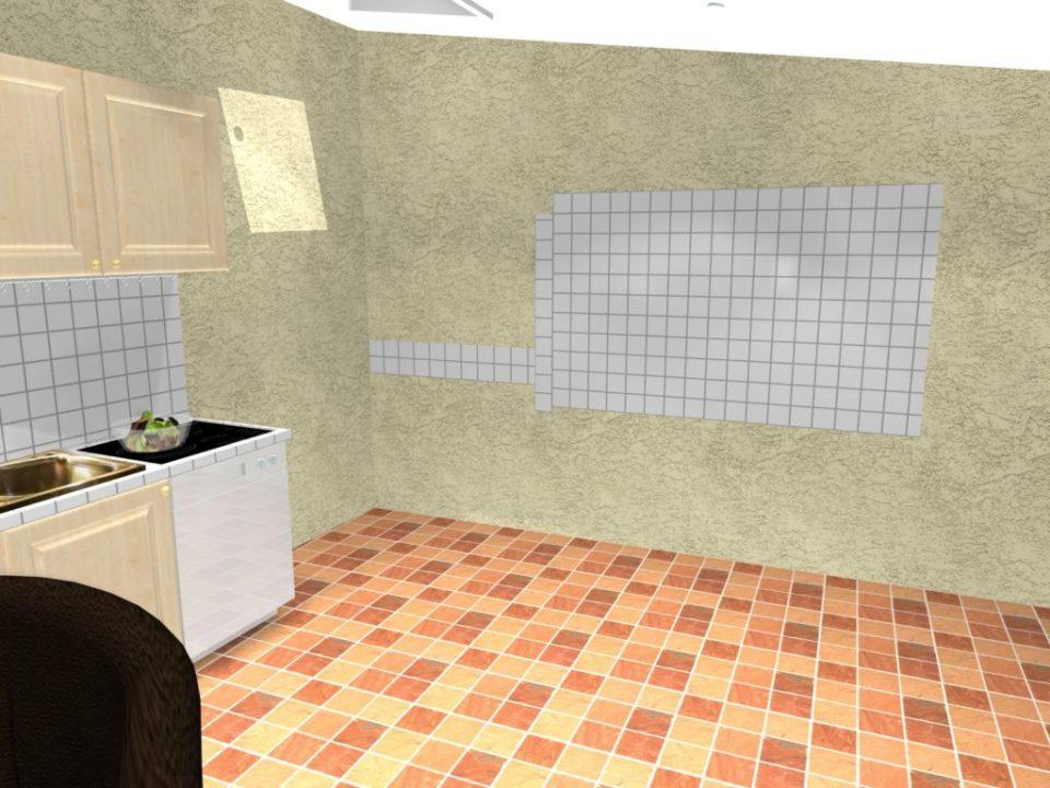 Je veux faire des travaux dans ma cuisine dépose