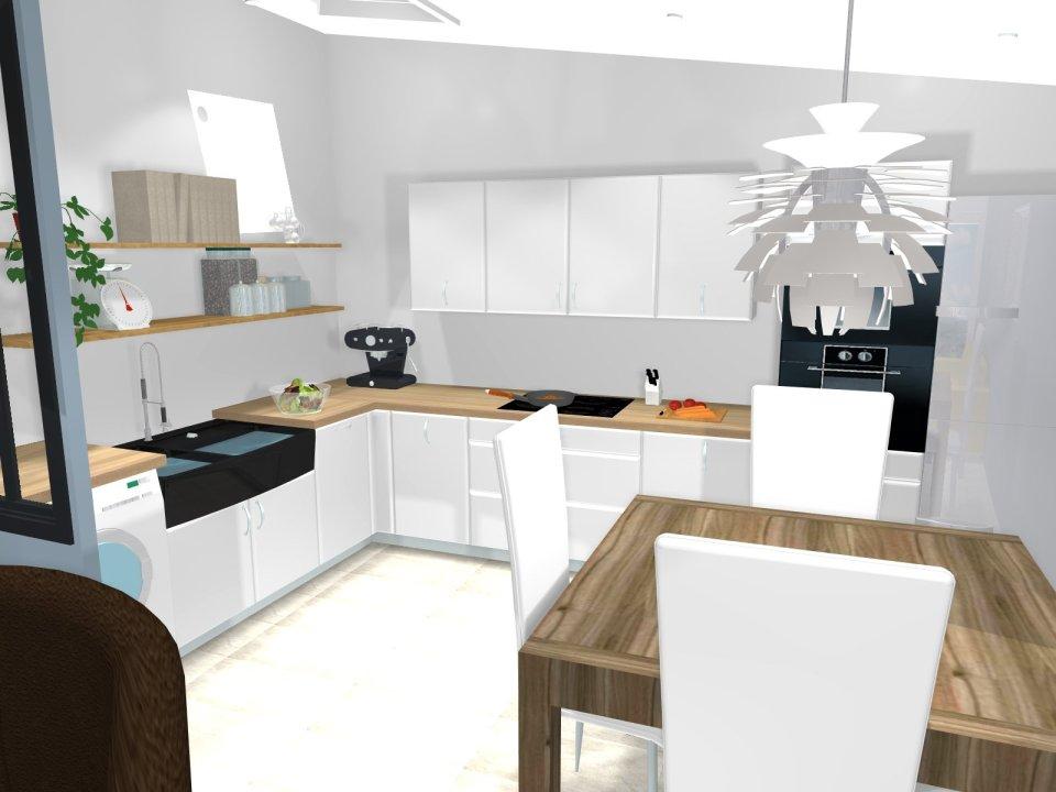 Je veux faire des travaux dans ma cuisine déco
