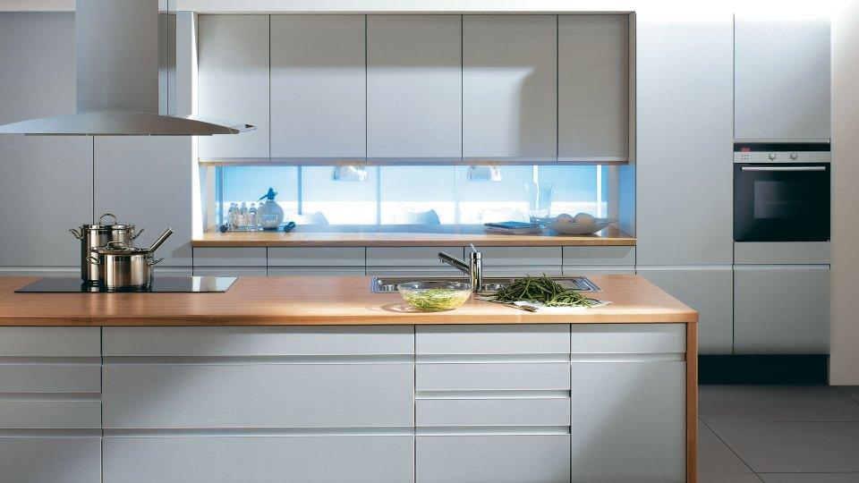 avec ou sans poignées pour ma cuisine - 6006 SieMatic