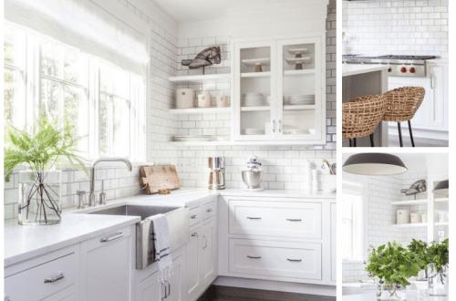 indémodable cuisine blanche les planches d'ambiance