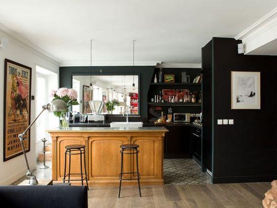 cuisine de style bistrot