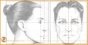 Cours de dessin: LE PORTRAIT 2