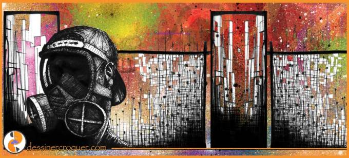 Graff Dessiner et Croquer la Vie