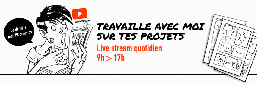 streaming youtube dessin
