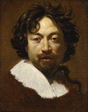 Autoportrait de Simon Vouet 1889