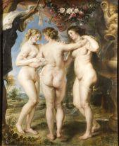 Les 3 Grâces de Pierre-Paul Rubens