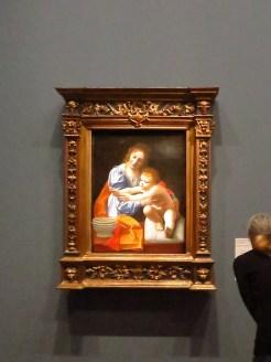 Vierge, renaissance italienne