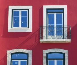 facade, Lisbonne