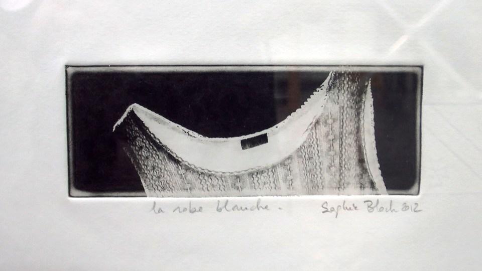 estampe, gravure, photopolymere