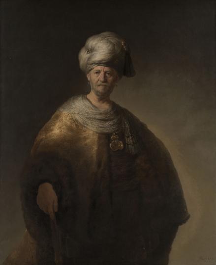 oriental de Rembrandt