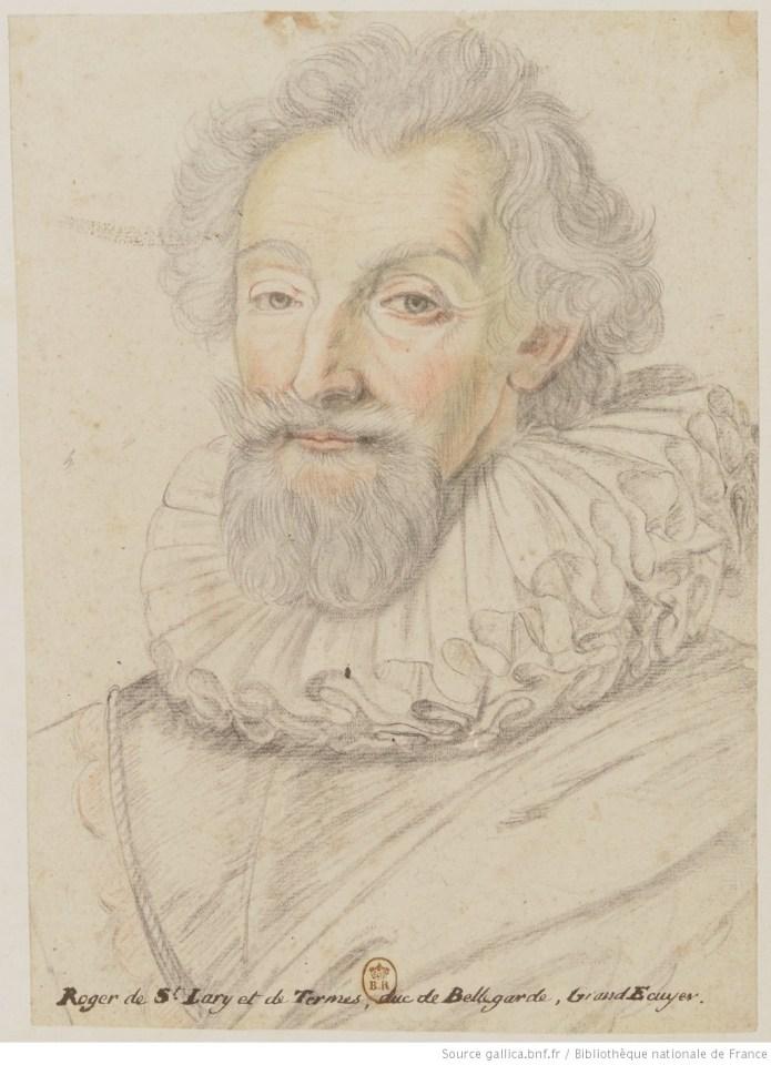 dessin, portrait, bnf