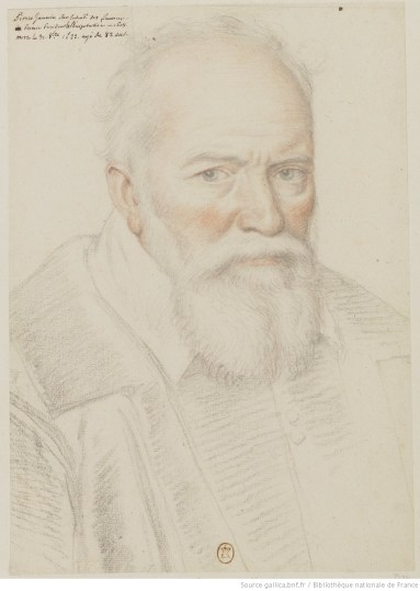 portrait,dessin,Quesnel, BNF