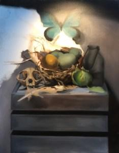 Nature-morte, competition, peinture