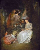 L'Accord Parfait d'Antoine Watteau