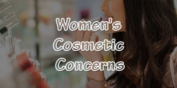 Women-Cosmetic-Concerns