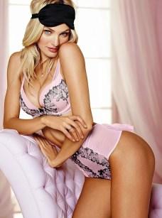 Candice Swanepoel Victorias Secret Valentines Day 2014 09