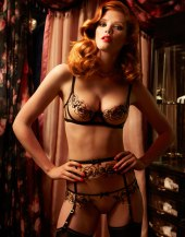 Agent Provocateur Winter 2015 Kollektion Knickers Forever 03