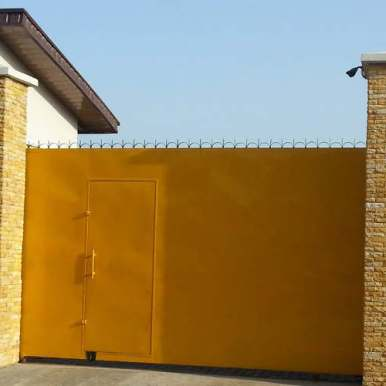 YellowGate-Residences-Gate