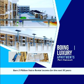 Boing Luxury Apartments