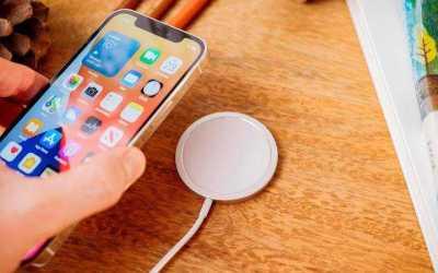 İPhone 12 için MagSafe Pil 'Ters Şarj Etmek İçin'