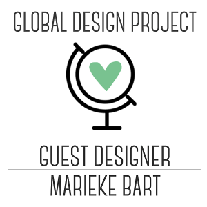 Global Design Project - Guest Designer Badge - Marieke Bart
