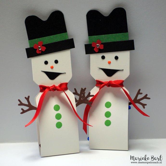 Sneeuwpoppen