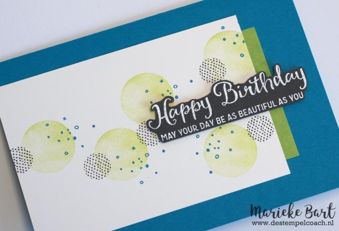 De Stempelcoach: Eclectic Expressions and Beautiful Day Stamp Sets by Stampin' Up!