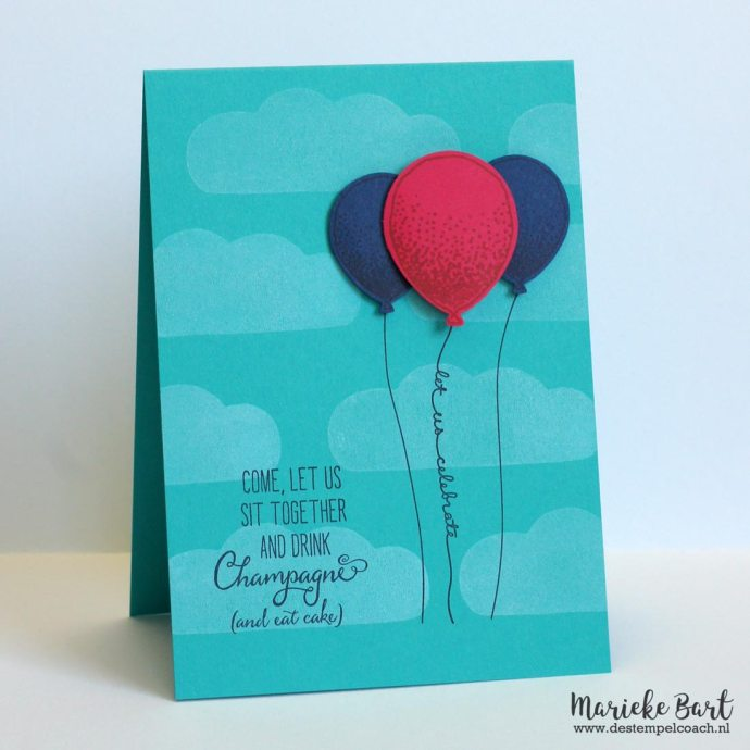 Balloon Celebration Stamp Set by Stampin' Up!