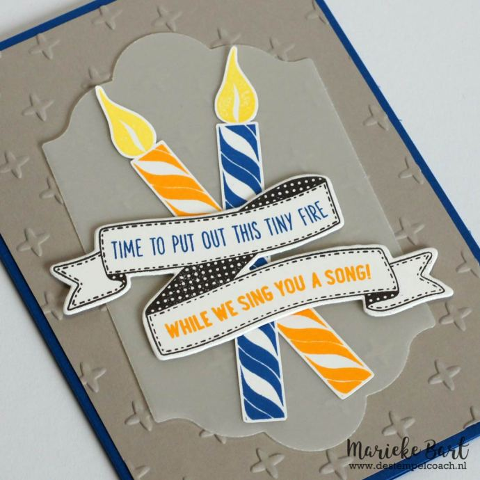 Birthday Banners by Stampin' Up!