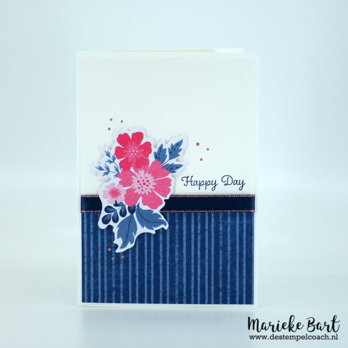 Everything is Rosy Medley by Stampin' Up!