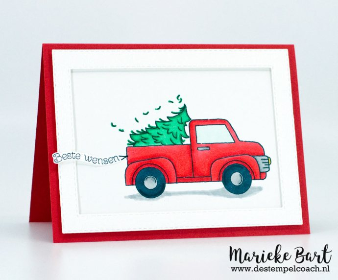 Ride with Me Stamp Set by Stampin' Up!