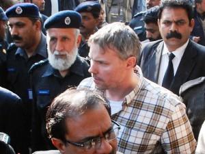 Eliberarea lui Raymond Davis de catre autoritatile pakistaneze