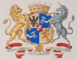 Blazonul familiei Rothschild