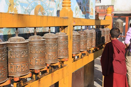 Jour 37 : Pashupatinath et Bodnath, ou la journée des temples !