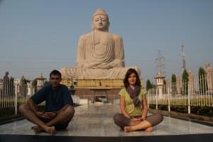 Jour 65 : Bodhgaya, le lieu où Bouddha atteignit l'éveil